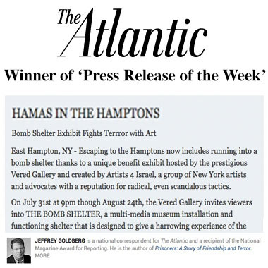 Press Release of the Week - The Atlantic copy
